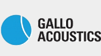 gallo acoustics‬‏ מותג