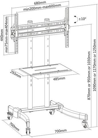 EAZO IR65 Measurements
