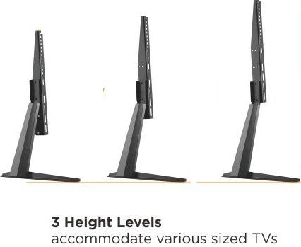 EAZO FS300 Hight Levels