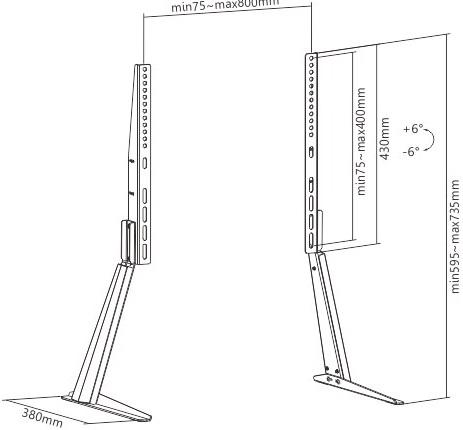 EAZO FS300 Measurements